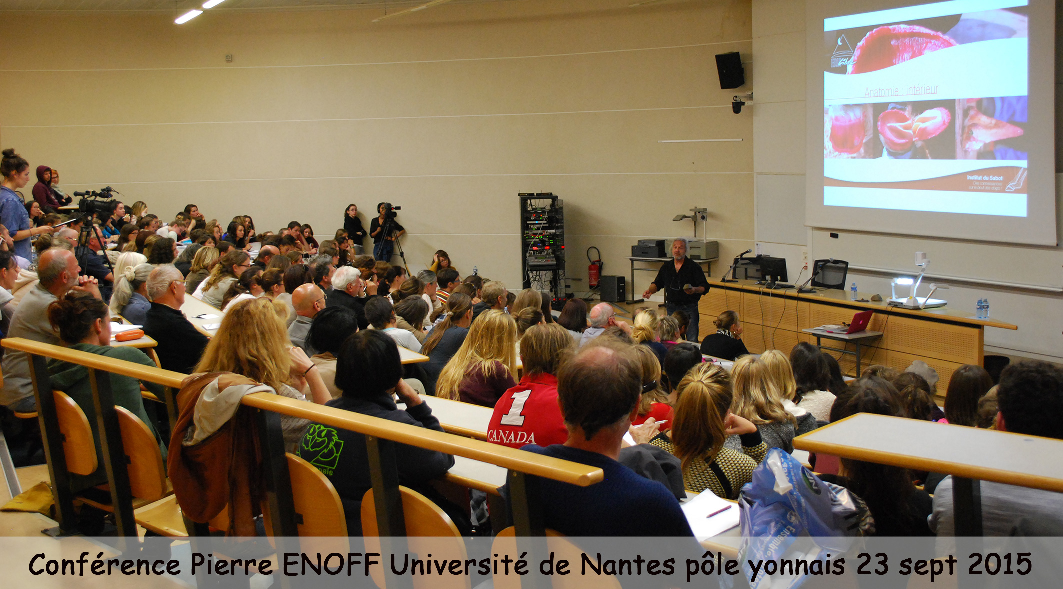 conference universite ENOFF